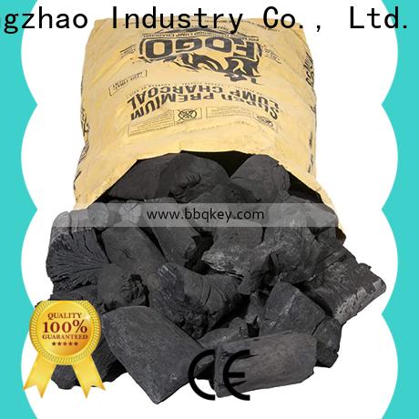 Longzhao BBQ Smokeless binchotan charcoal bunnings bulk supply for camping