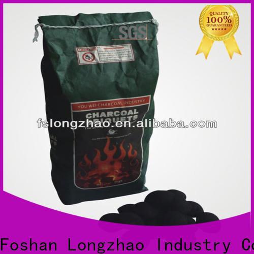 Longzhao BBQ high quality Shisha Charcoal personalized for home