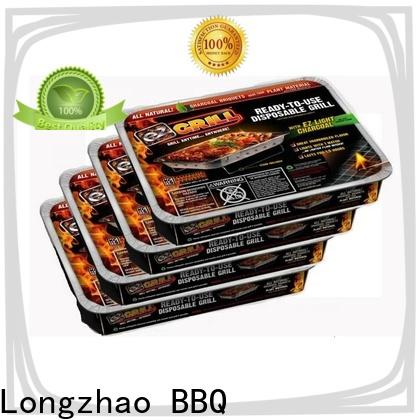 Longzhao BBQ 2019 new design directly sale for heating